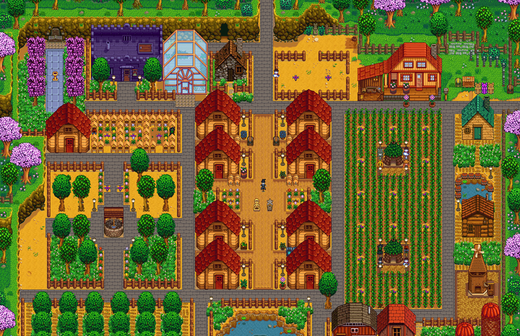 Stardew Valley Every Farm Map Ranked Thegamer