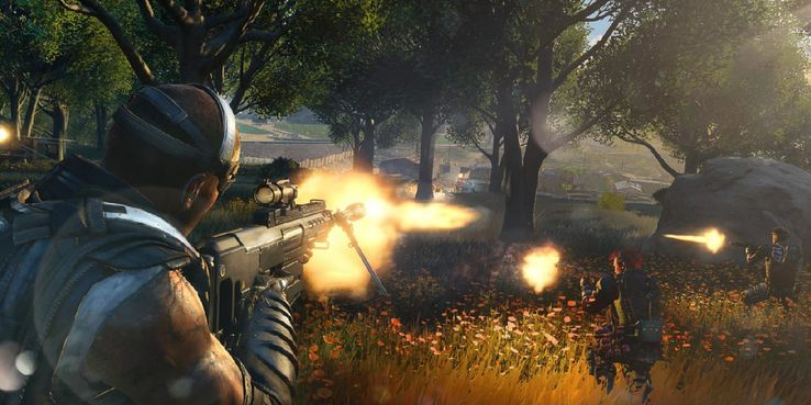 The 10 Best Battle Royale Games On Xbox One, Ranked   TheGamer