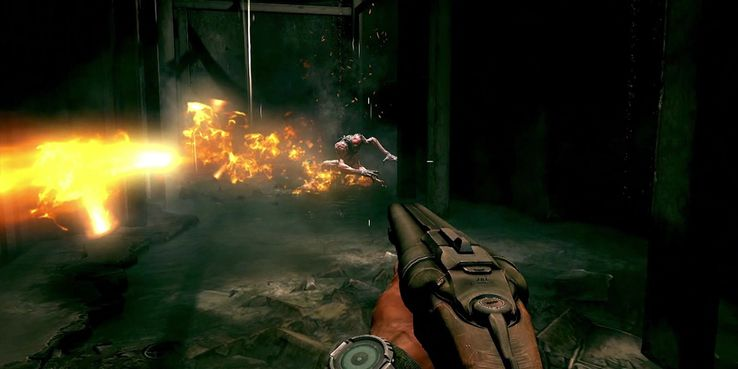 10 Facts About The Cancelled Doom 4 You Never Knew | TheGamer
