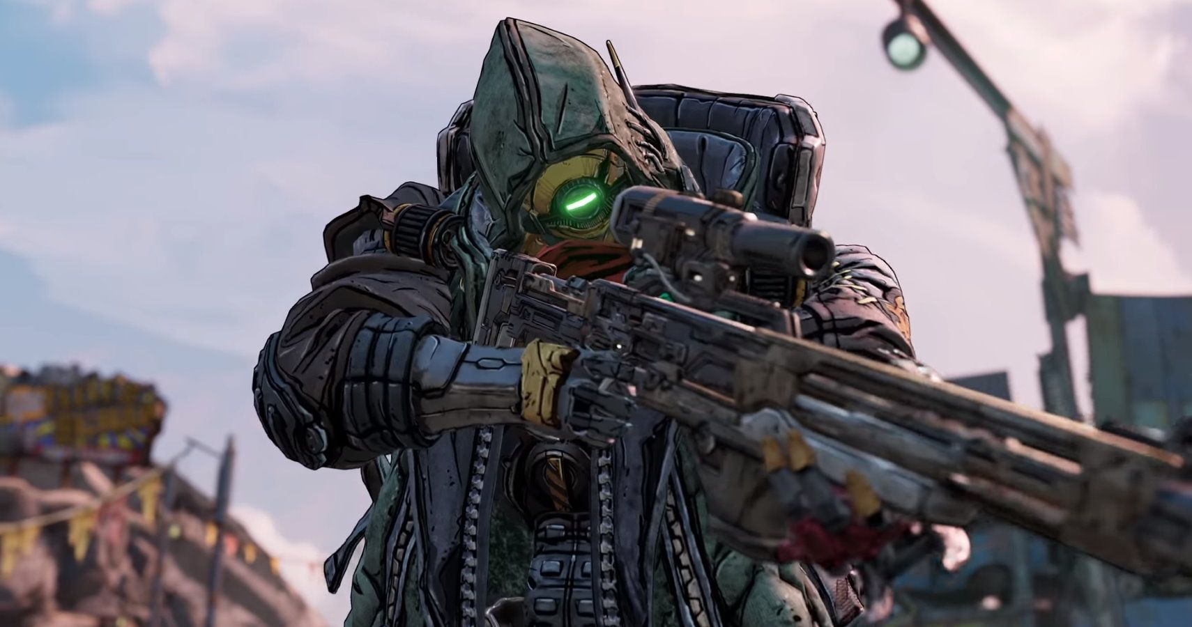 Final Borderlands 3 Character Trailer Highlights FL4K And His Three Beasts