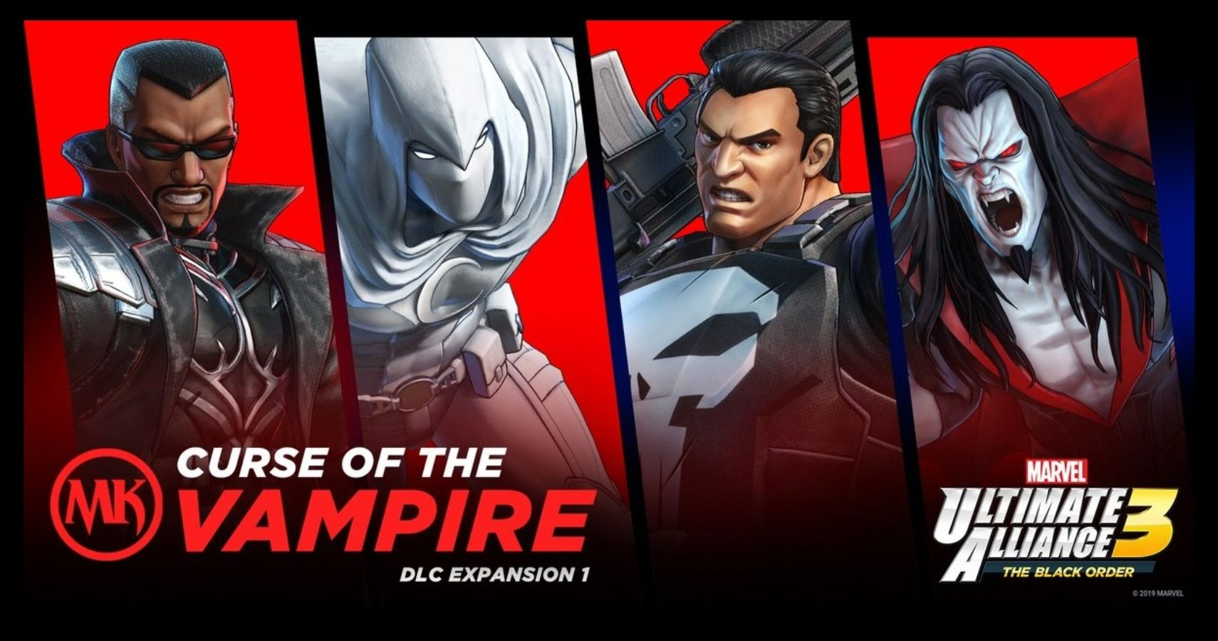 Marvel Ultimate Alliance 3 Leak Confirmed, The Marvel Knights Will Be Part Of DLC