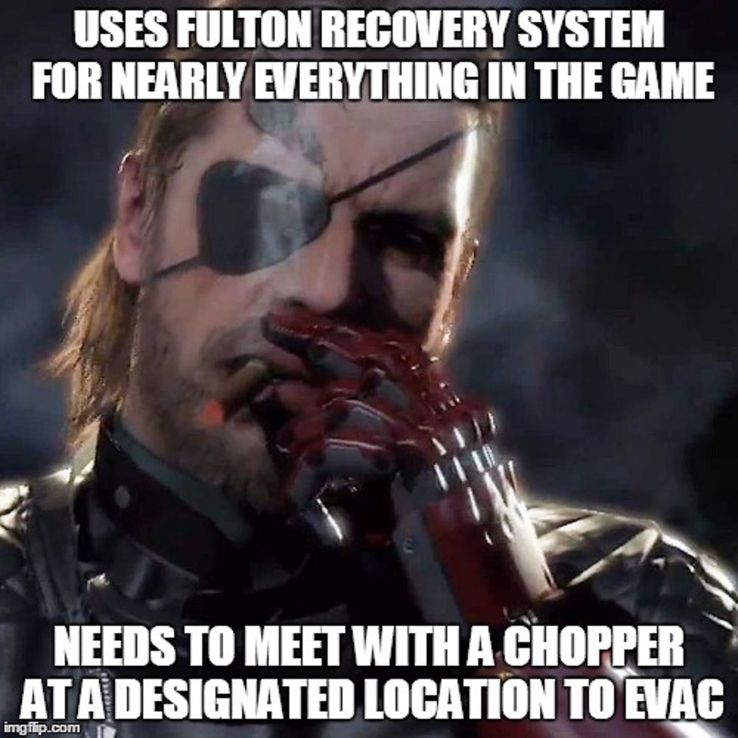 10 Hilarious Metal Gear Memes Only True Fans Understand