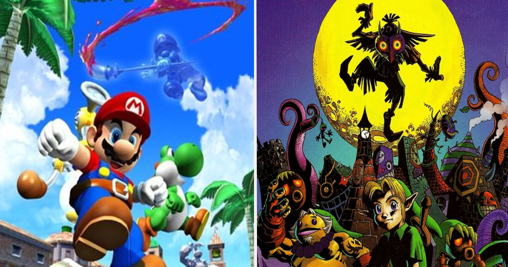10 Of The Best Games Ever (According to Nintendo Power)