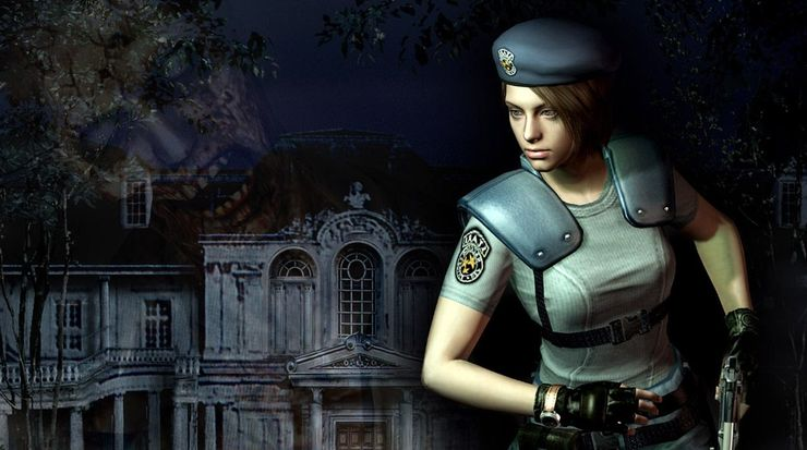 Resident Evil 10 Things You Never Knew About Jill Valentine