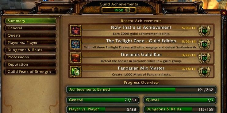 Learn From The Pros 10 Awesome Things Players Can Do In World Of Warcraft Classic More like a soft yet massive end. awesome things players