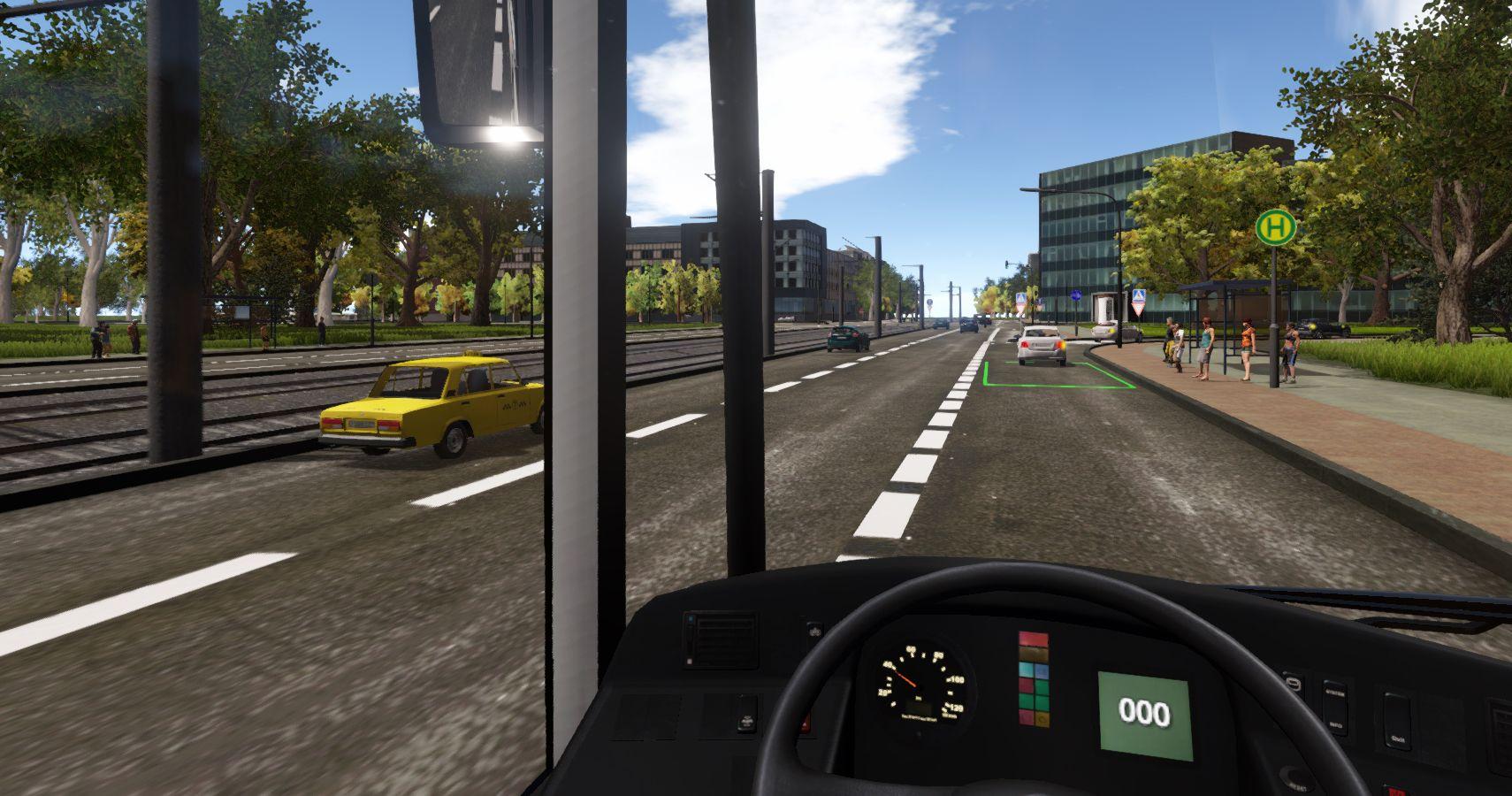 Bus Simulator 2019 Review Ps4 Thegamer