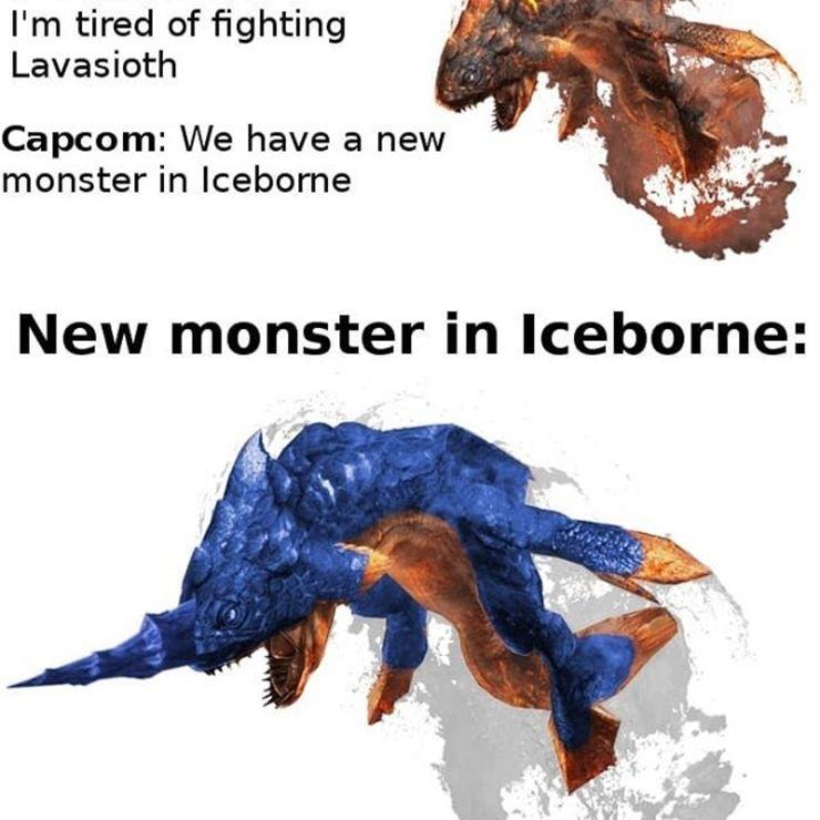 10 Hilarious Monster Hunter World Iceborne Memes Only True Fans