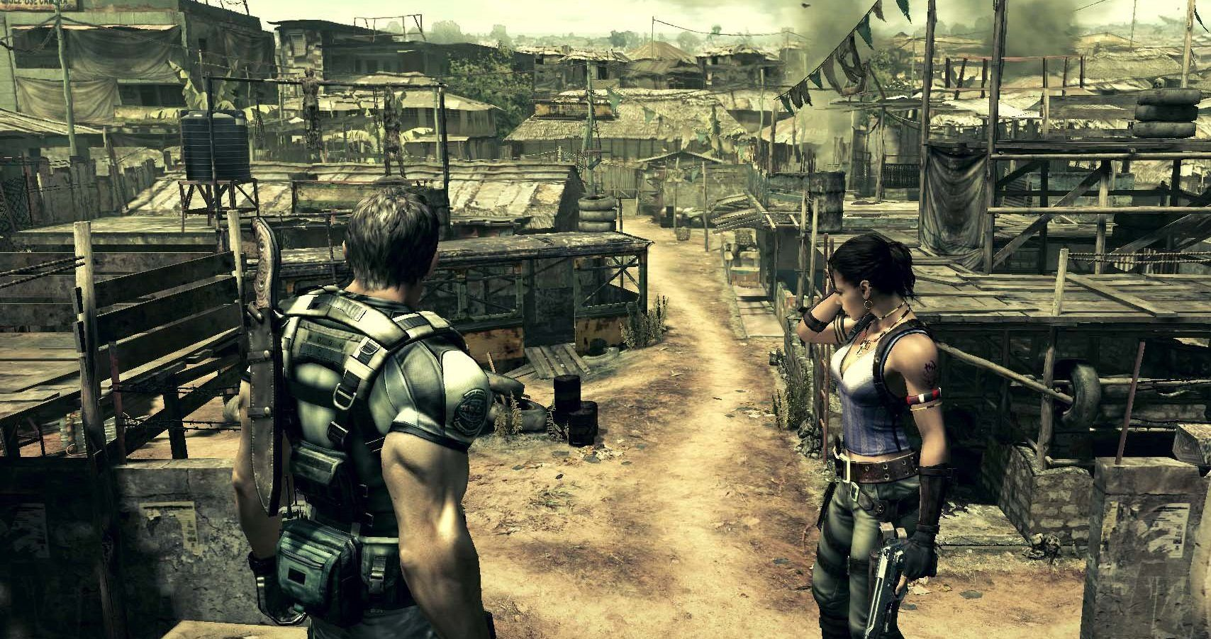Resident Evil 5 Review Nintendo Switch Thegamer