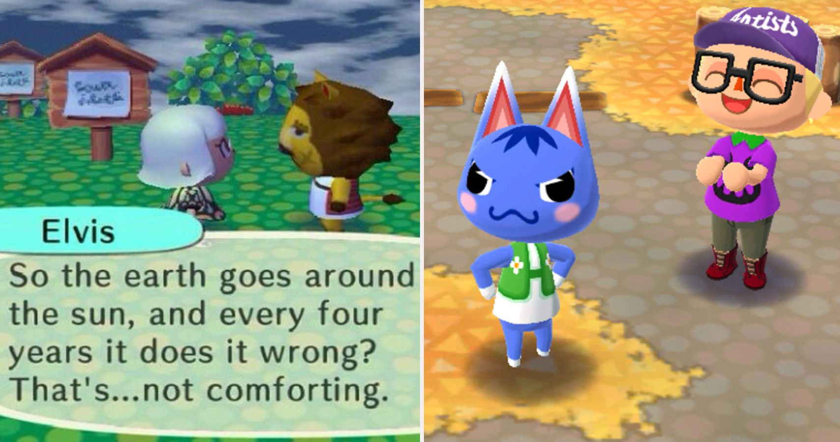 Animal Crossing The Funniest Villager