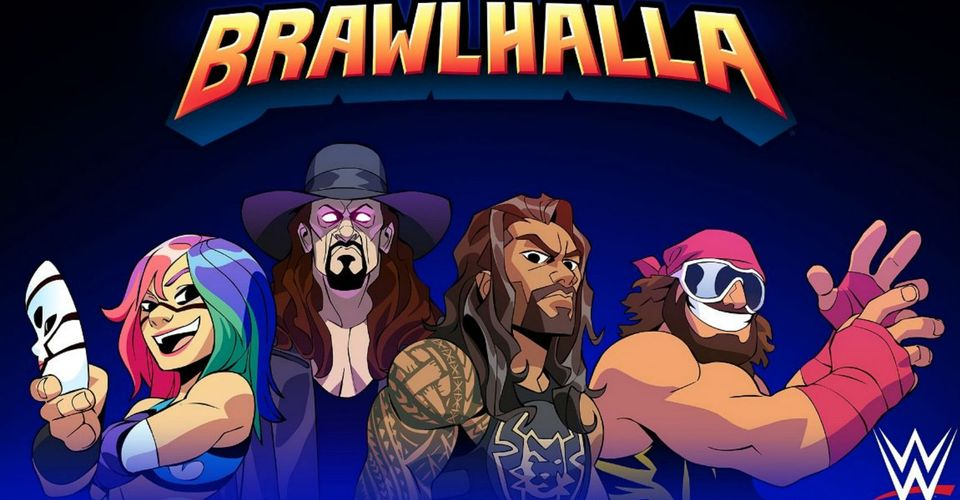 The Undertaker And Macho Man Randy Savage Join Brawlhalla