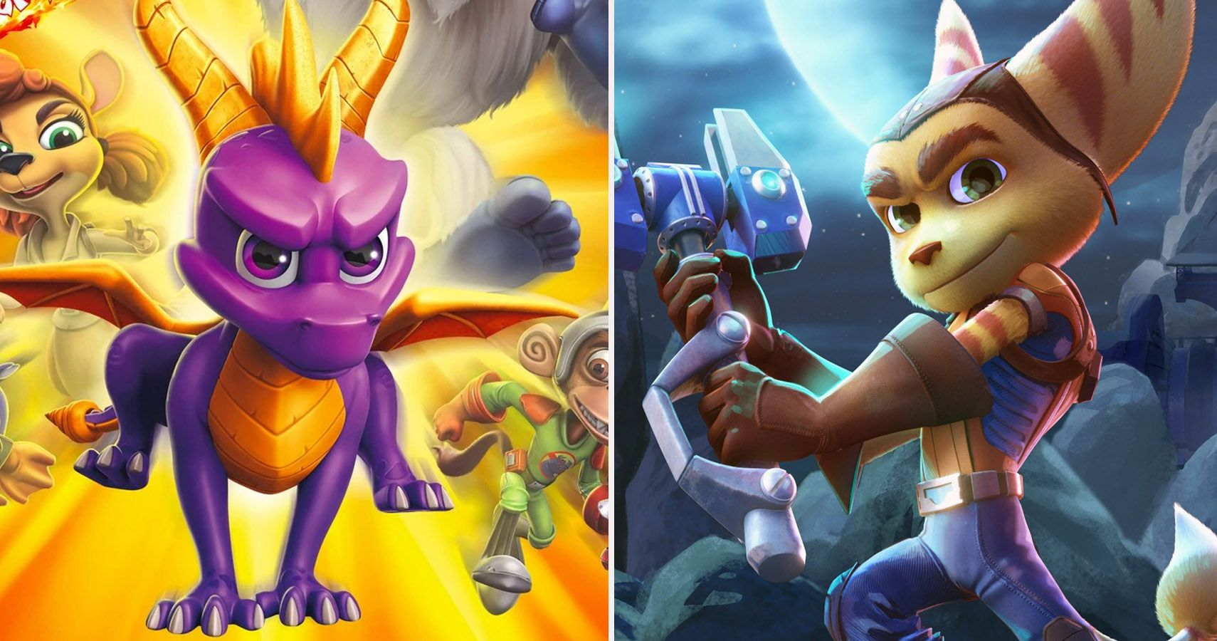 10 Best Insomniac Games Ranked According To Metacritic