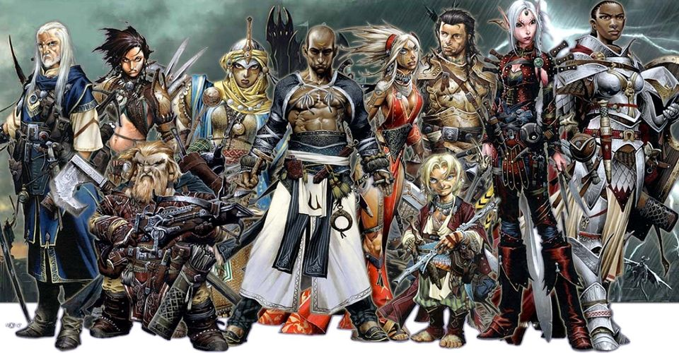 10 Successful Character Builds In D D For Advanced Players Tabaxis have an instinctive love of weaponry of all kinds, and an innate knack for quickly learning to employ them skillfully. 10 successful character builds in d d
