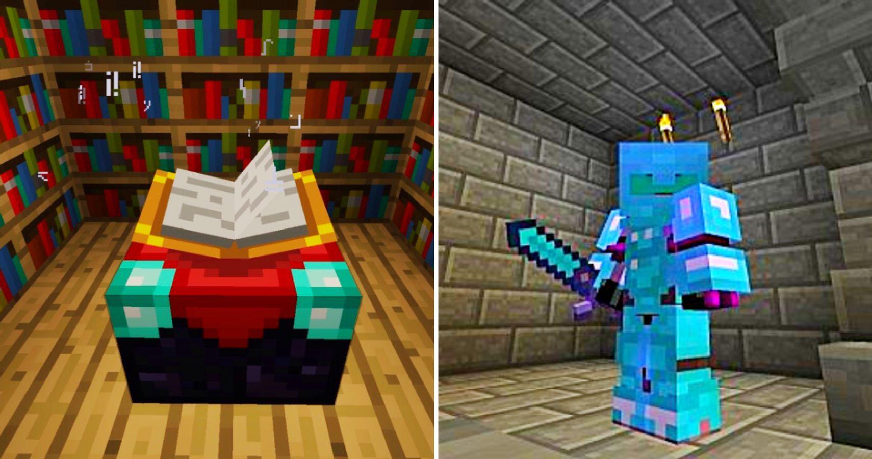 8 Tips For Mending In Minecraft  TheGamer