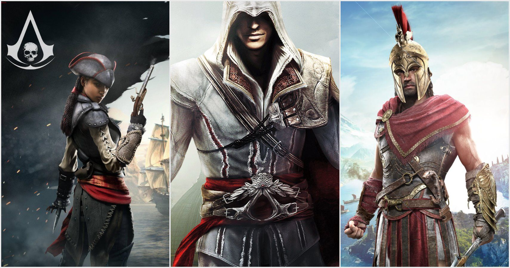 Assassin S Creed The 15 Best Assassins Ranked Thegamer
