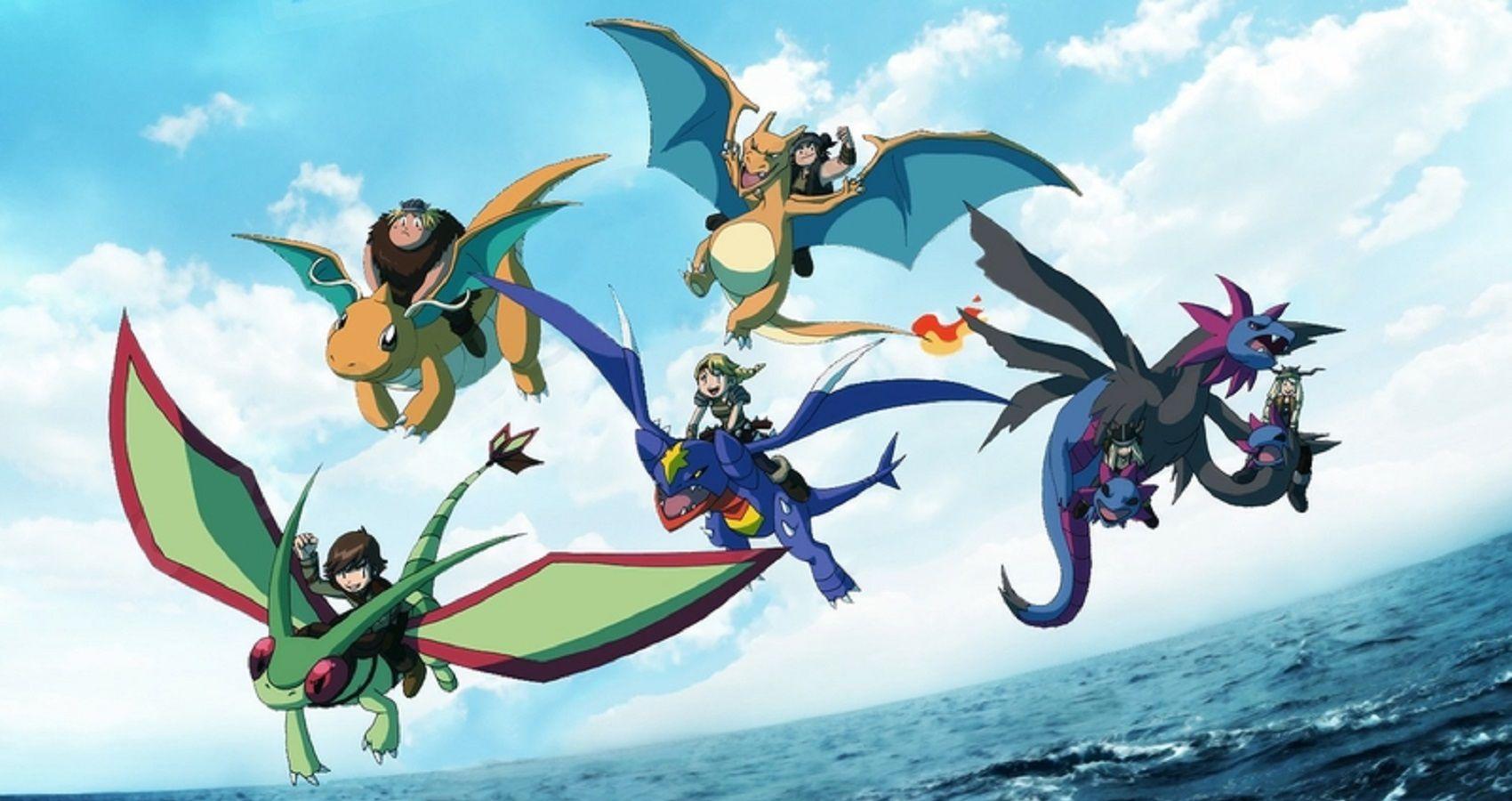 Pokemon The 10 Best Dragon Dual Types Ranked Thegamer