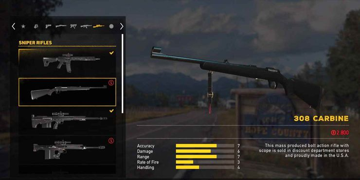Far Cry 5 5 Must Have Weapons 5 Useless Ones Thegamer