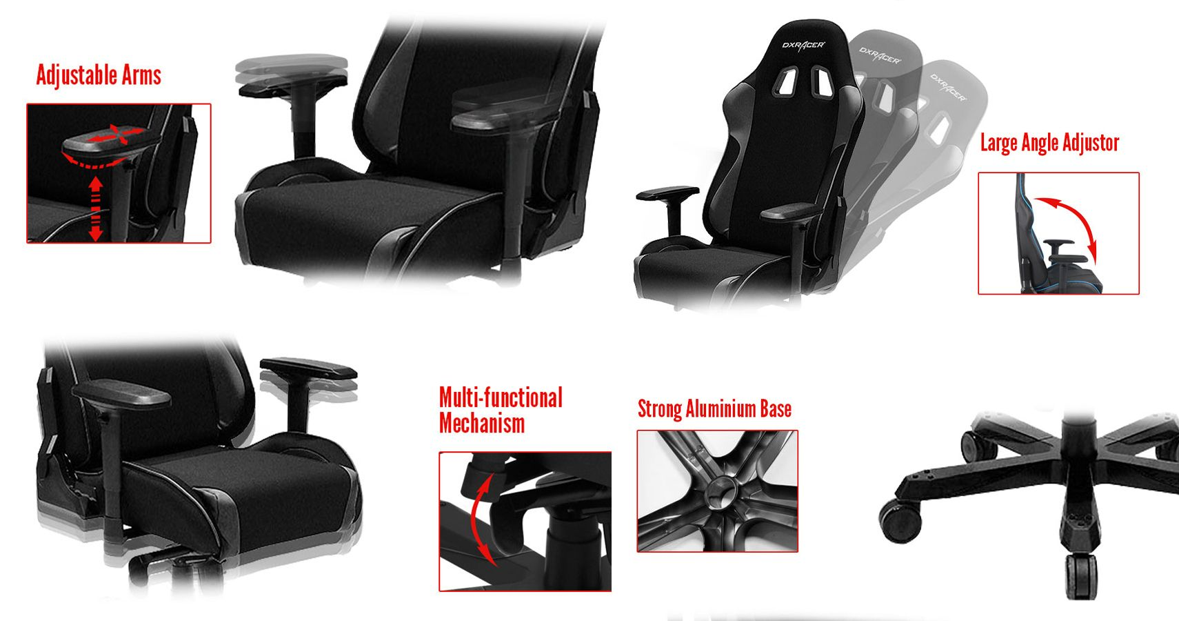 Dxracer King Series Gaming Chair Review King Me