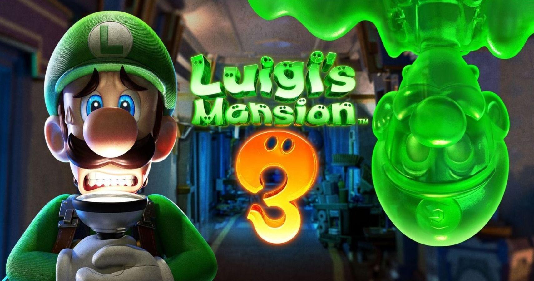 Every Enemy In Luigi S Mansion 3 Thegamer
