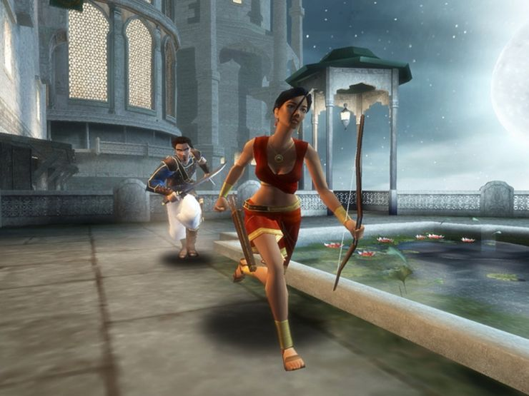 10 Ways Prince Of Persia The Sands Of Time Changed Gaming Forever