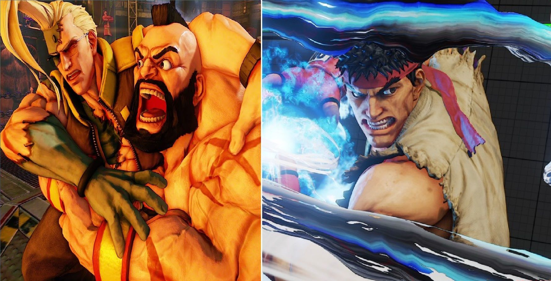 Street Fighter 5 Best Super Combos In The Series 5 Worst