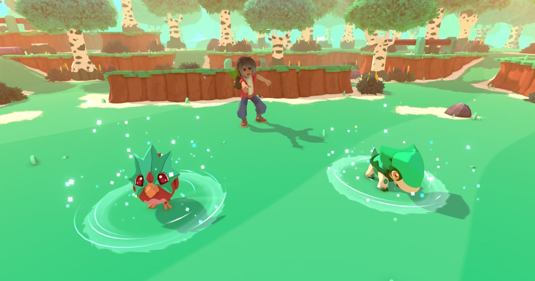 Image result for temtem character customization