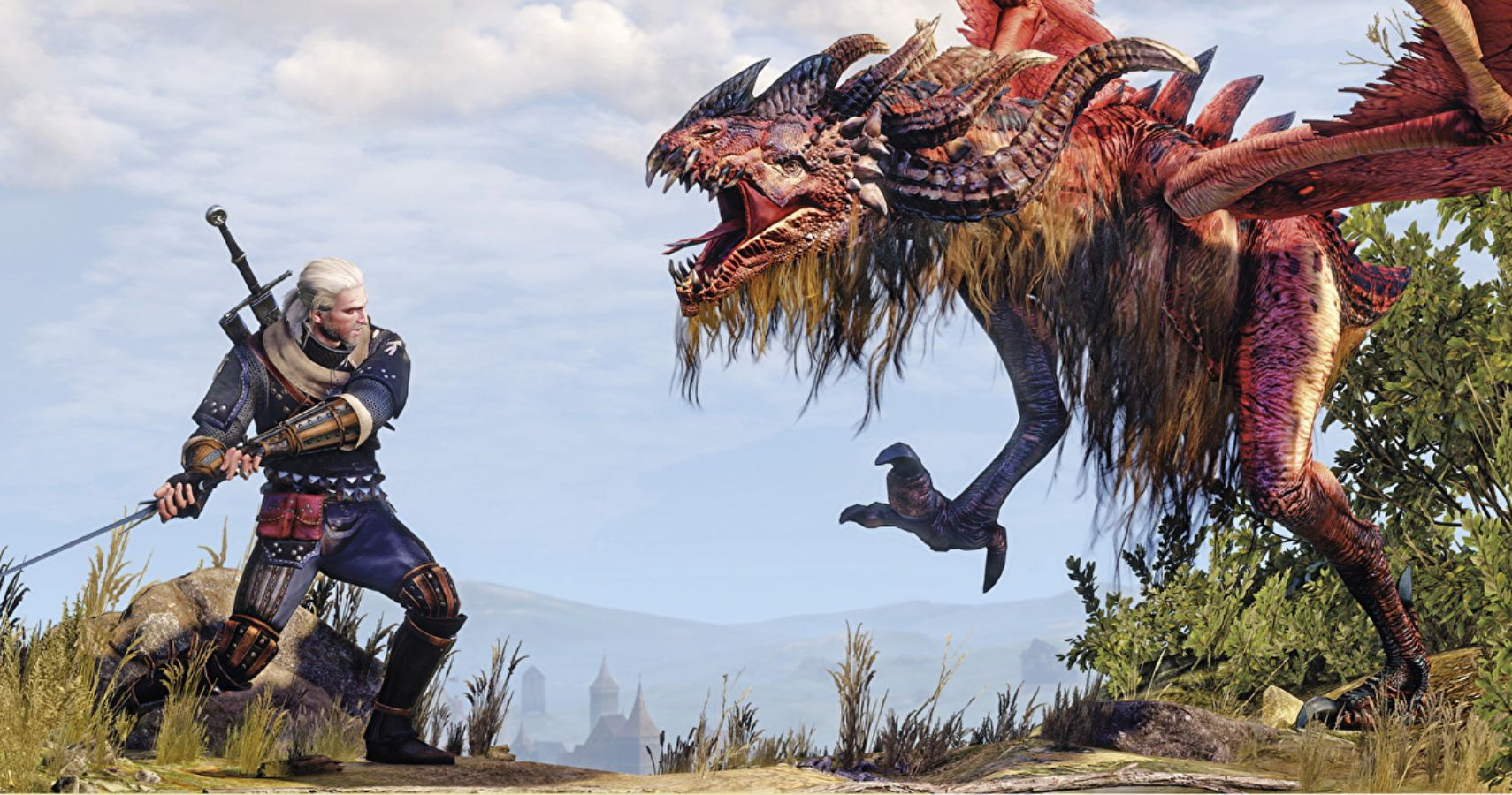 Witcher Monster