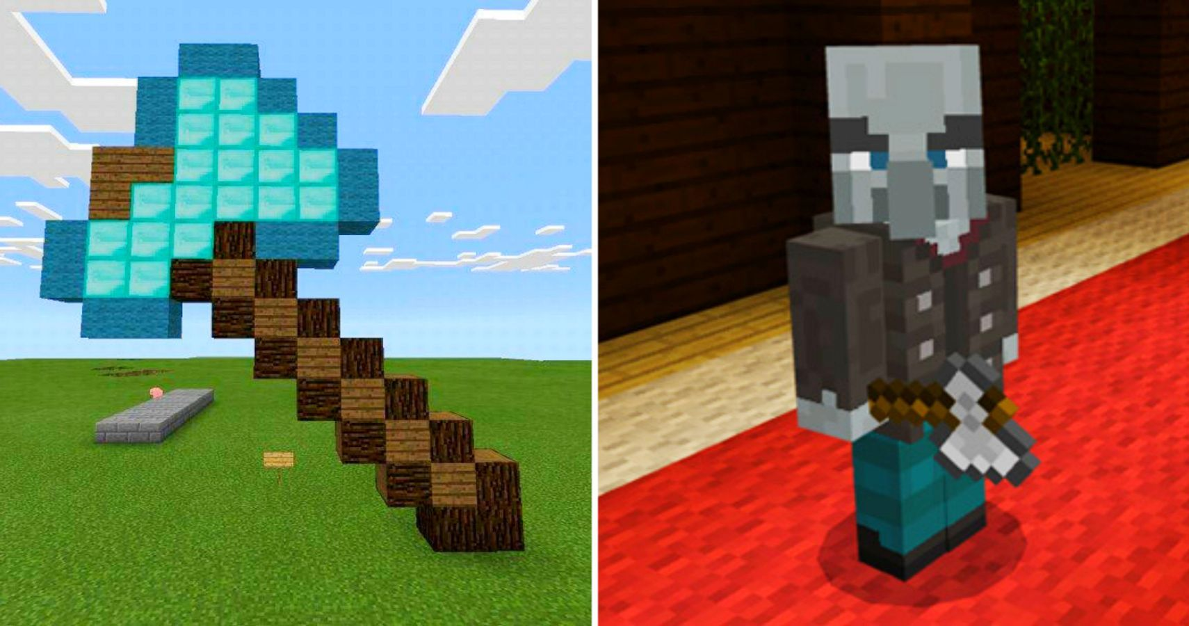 Minecraft 10 Best Axe Enchantments Ranked Thegamer