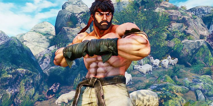 5 Reasons Ryu Is The Best Street Fighter 5 Why It S Ken
