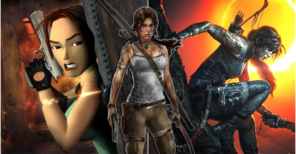 The 8 Best Tomb Raider Games The 7 Worst Thegamer