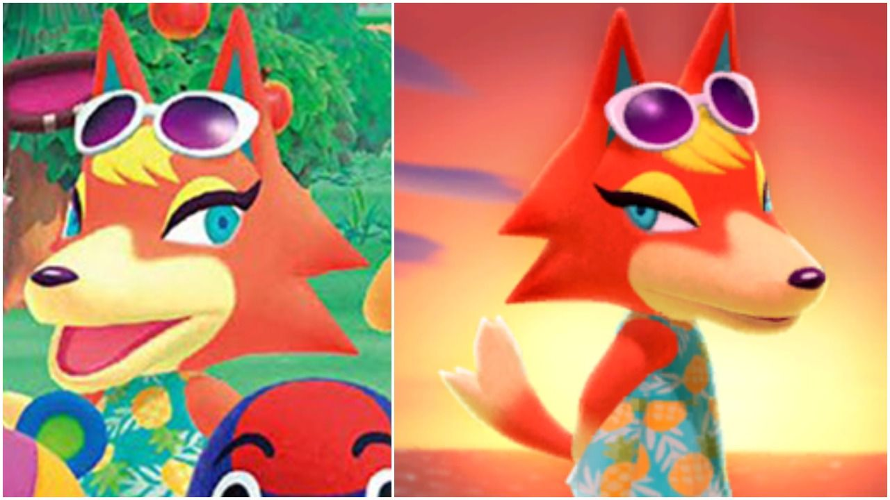 Audie From Animal Crossing: New Horizons Explained, And ...