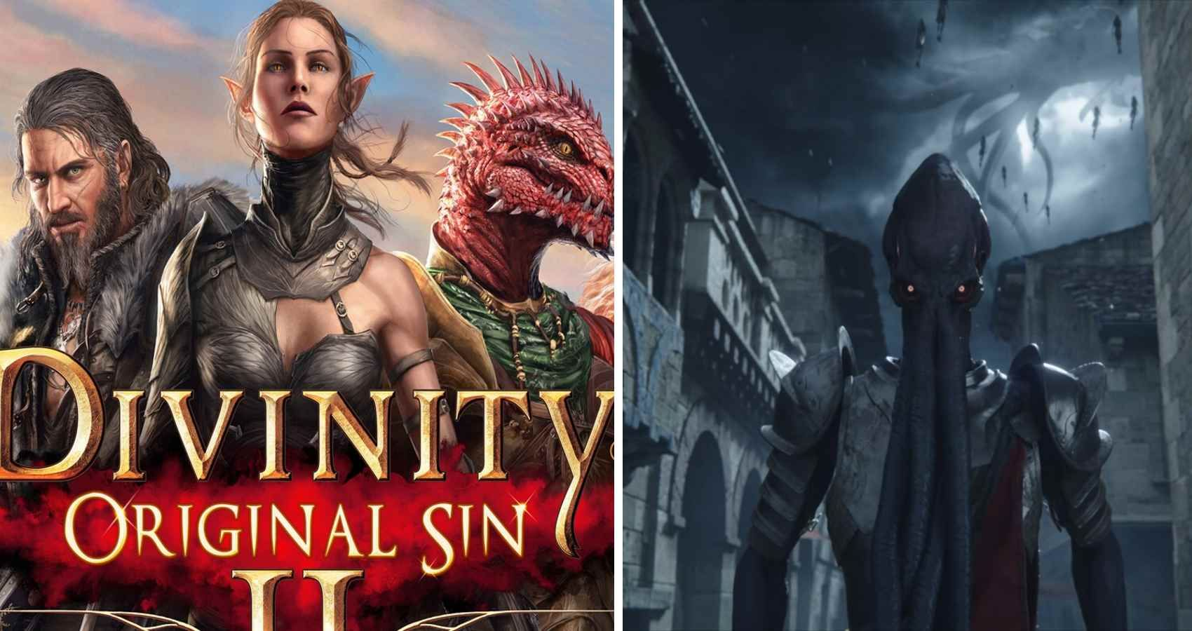 Divinity original sin enhanced edition character builds