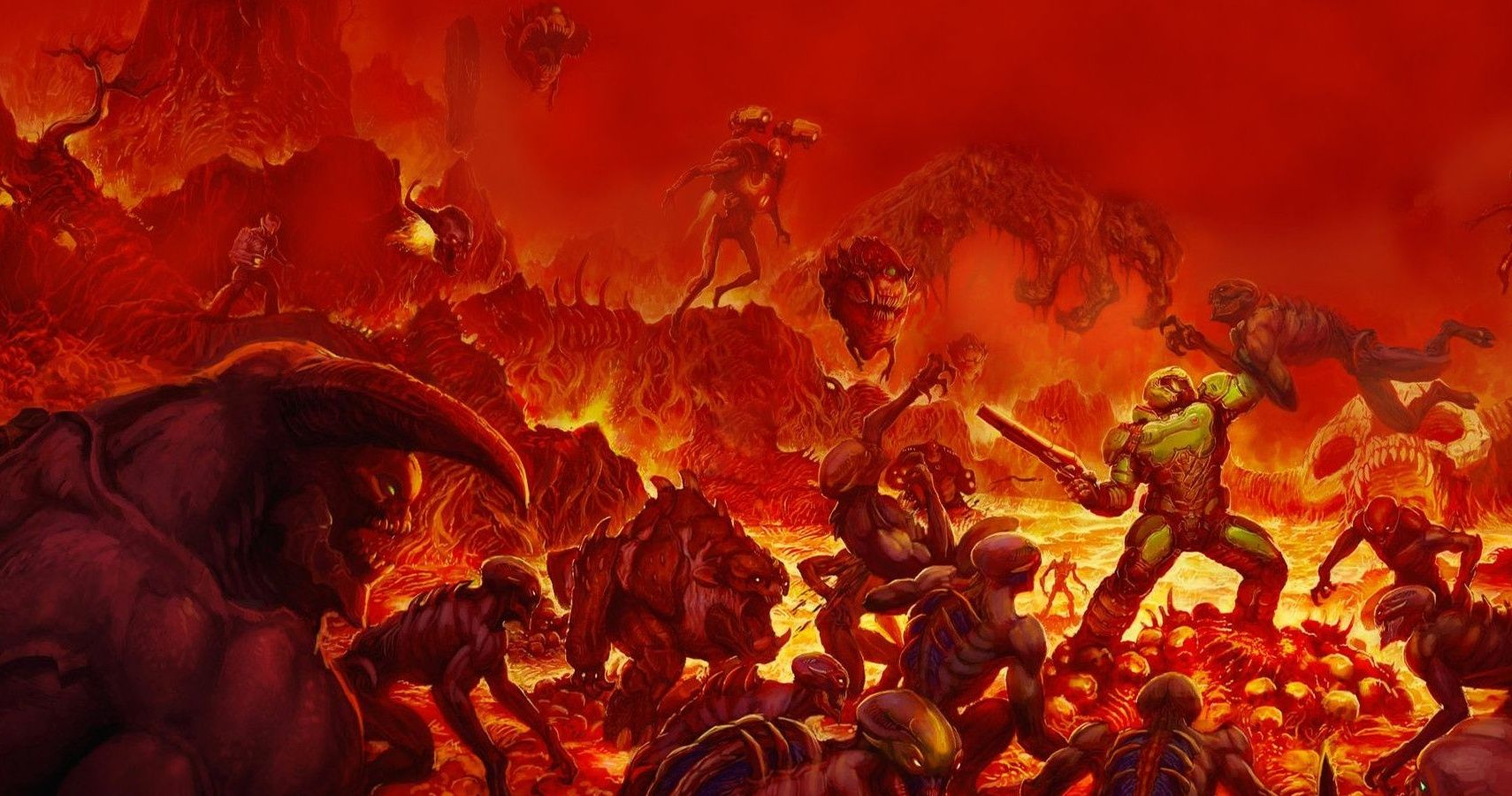 Doom Eternal release date: multiplayer details and new