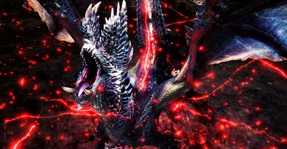 Capcom Unveils Alatreon And Latest Roadmap For Monster Hunter World
