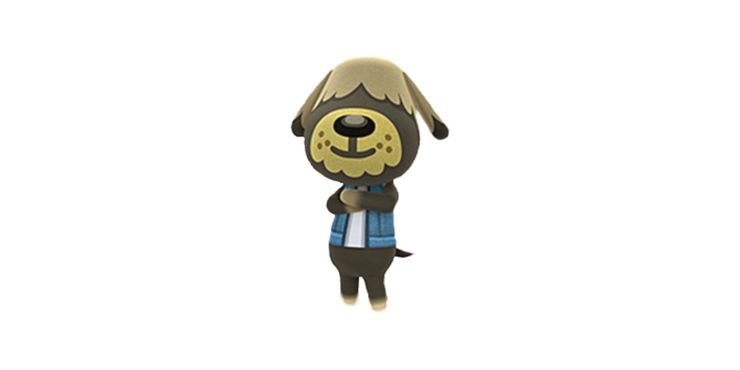 Animal Crossing Ranking Every Dog Villager Thegamer