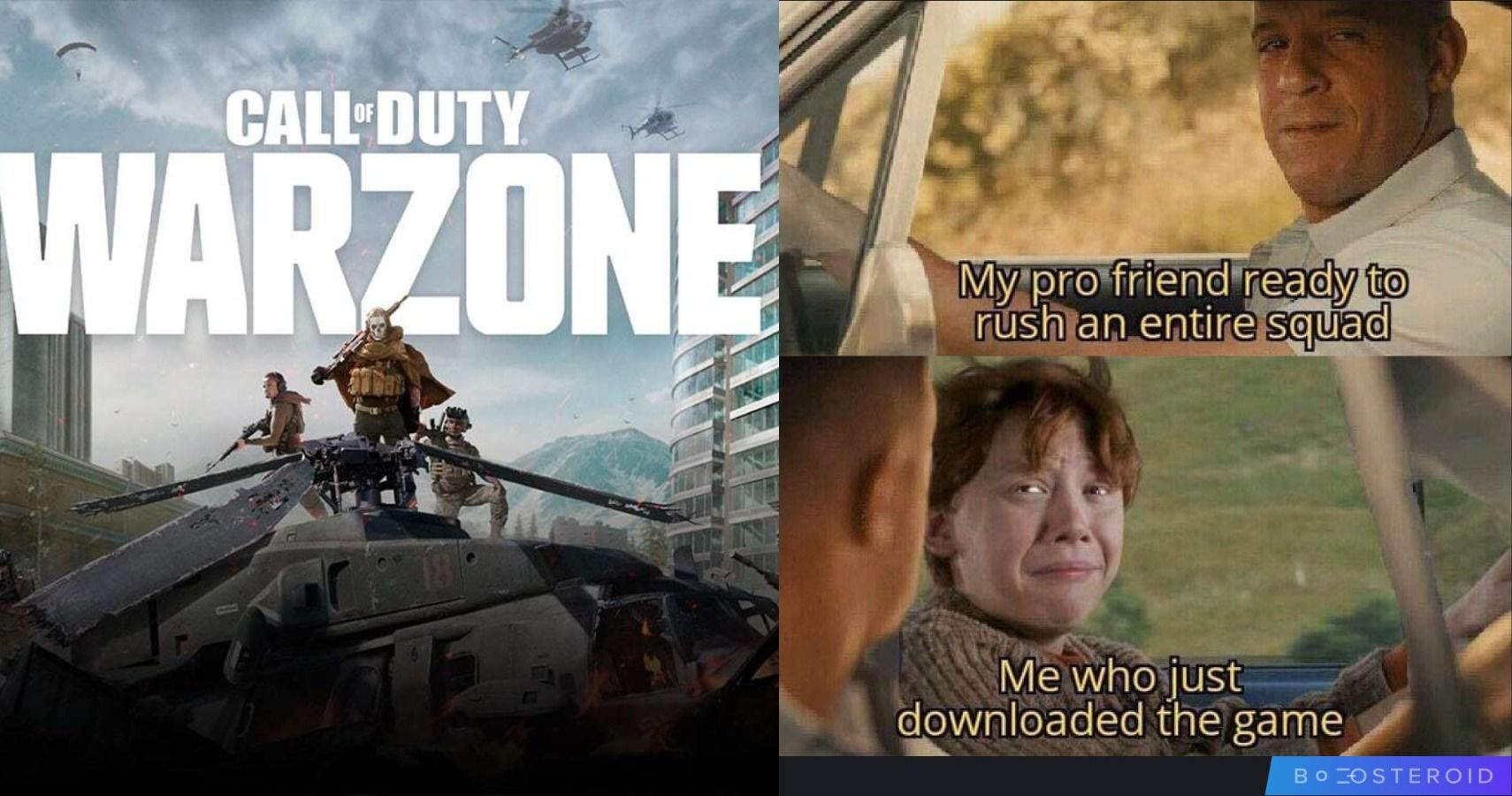 10 Hilarious Call Of Duty Warzone Memes Only True Fans Will