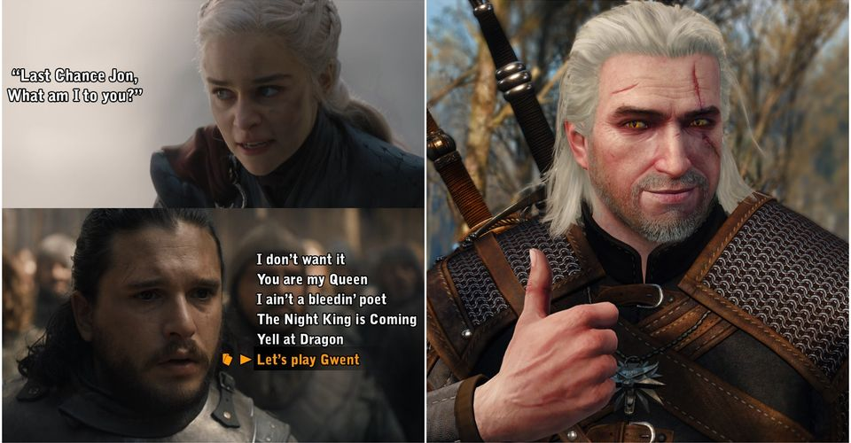 The Witcher 10 Gwent Memes That Have Us Howling With Laughter