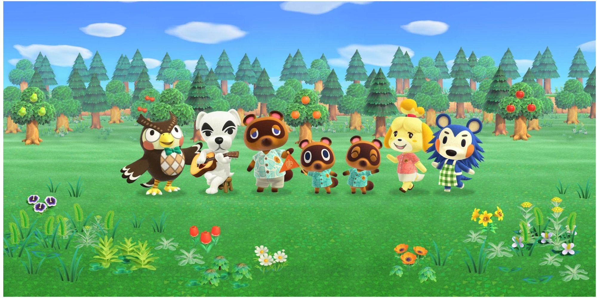 Animal Crossing: New Horizons - Which Character Are You ...
