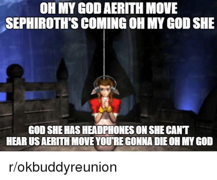 Final Fantasy 7 Remake Ps4 10 Hilarious Aerith Gainsborough