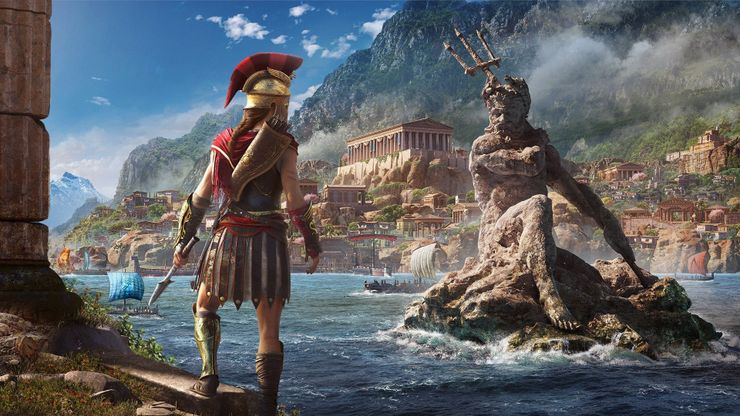 Assassin S Creed Ragnarok Might Screw Up Its World Map Just Like