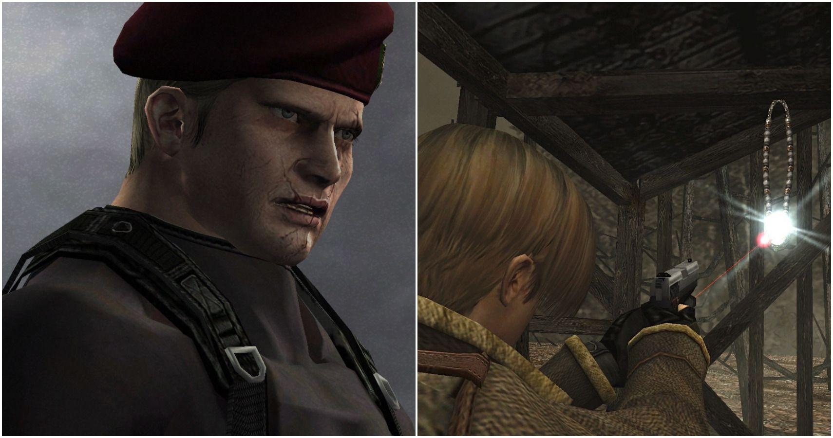 10 Things That Make No Sense In Resident Evil 4 Thegamer