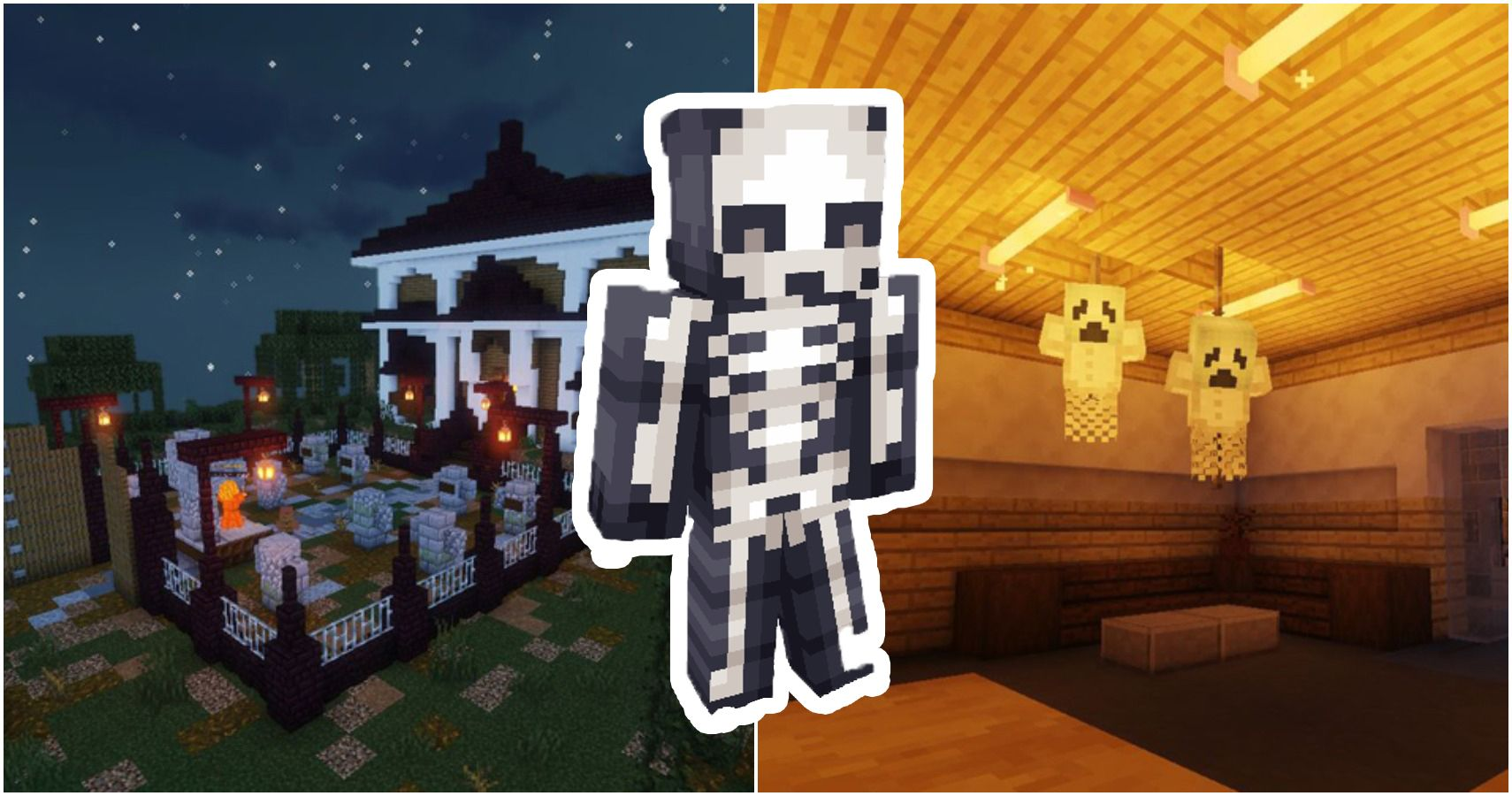 10 Creepy Horror Themed Minecraft Maps Thegamer