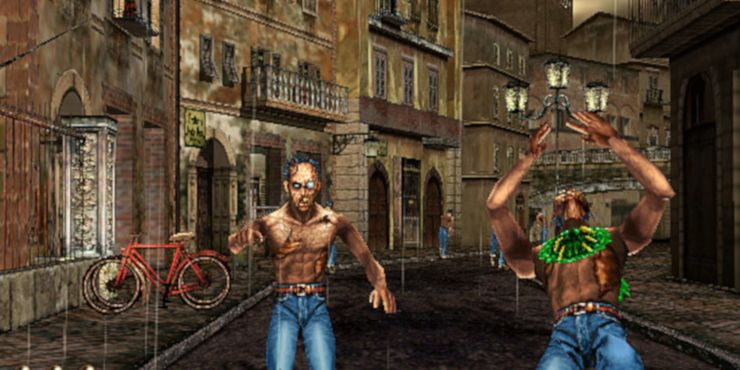 10 Things You Never Knew About House Of The Dead Thegamer
