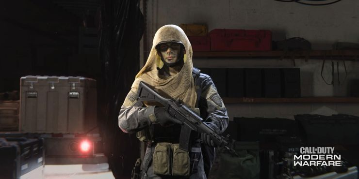 Otter Operator Warzone