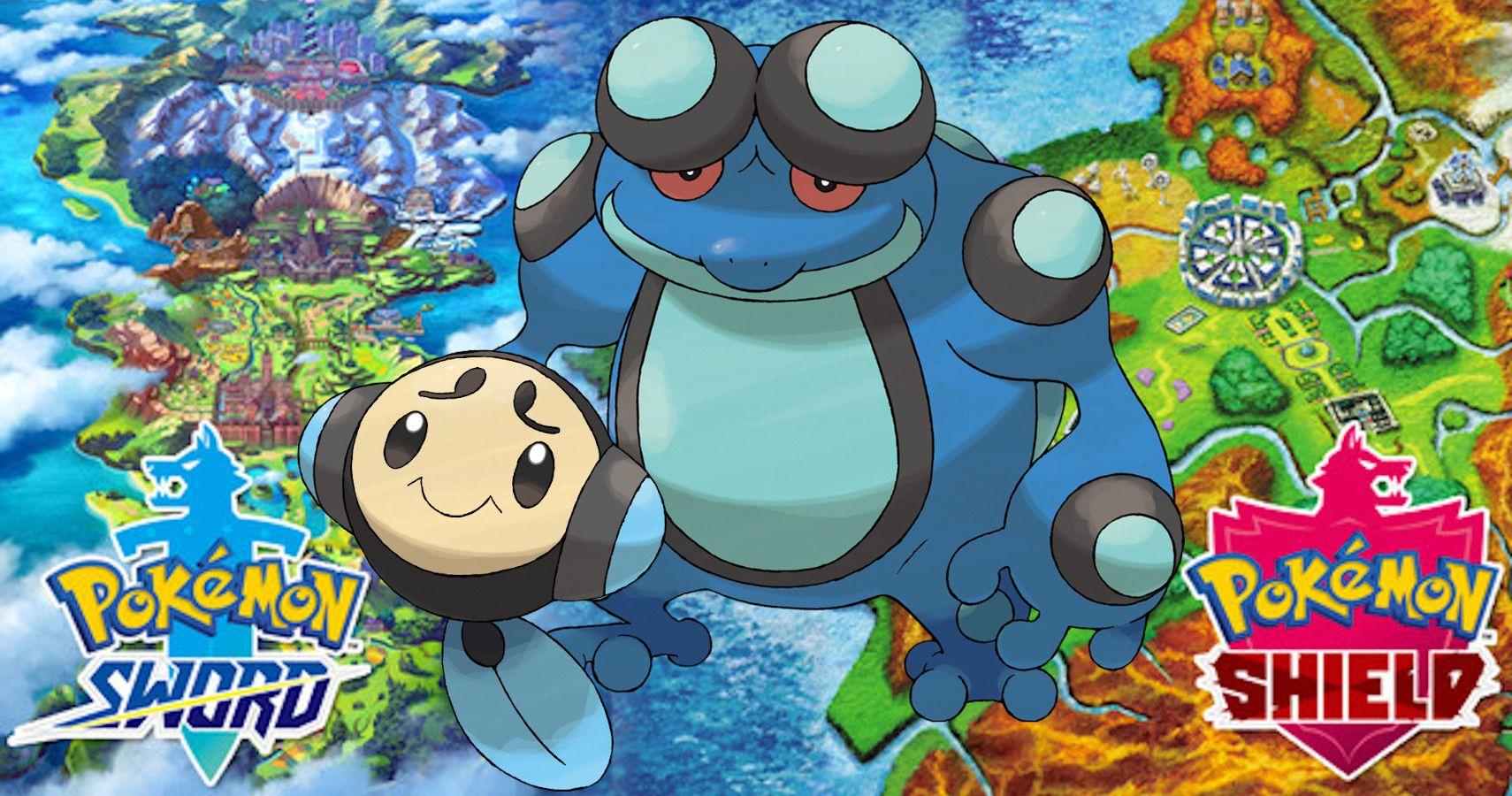 Pokémon Sword & Shield: How To Find & Evolve Tympole Into ...