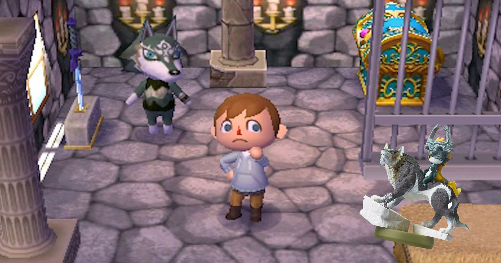 Animal Crossing: New Horizons - Will Wolf Link Come Back?