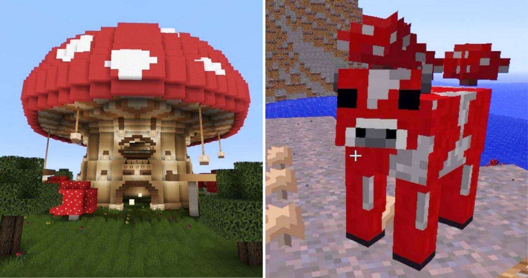 Minecraft Everything You Need To Know To Grow Mushrooms