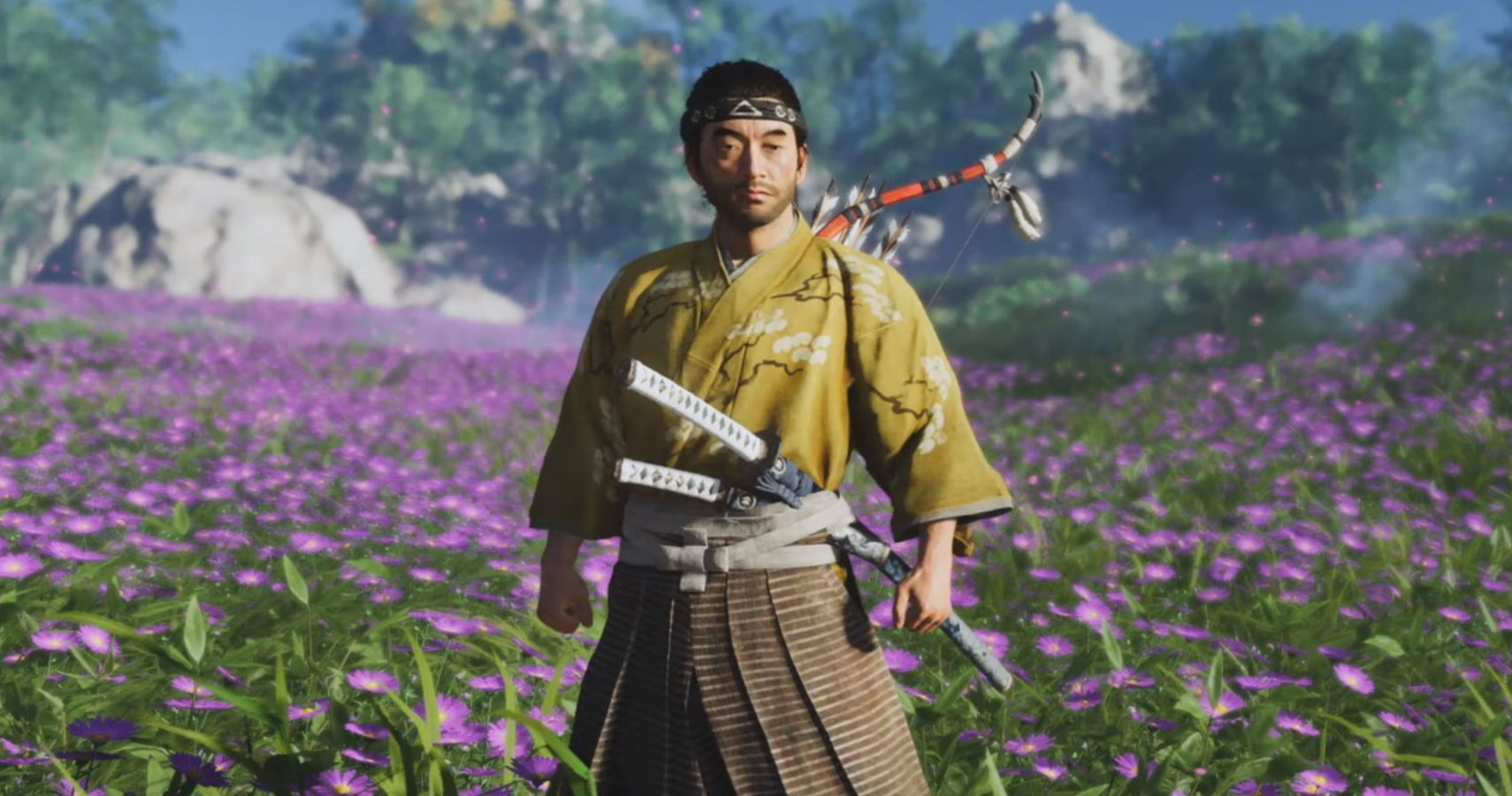Ghost Of Tsushima Will Feature Three Regions And Over 40 ...Ghost Of Tsushima