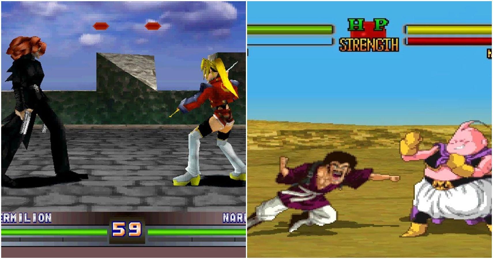 tekken 3 ps1 fighting games