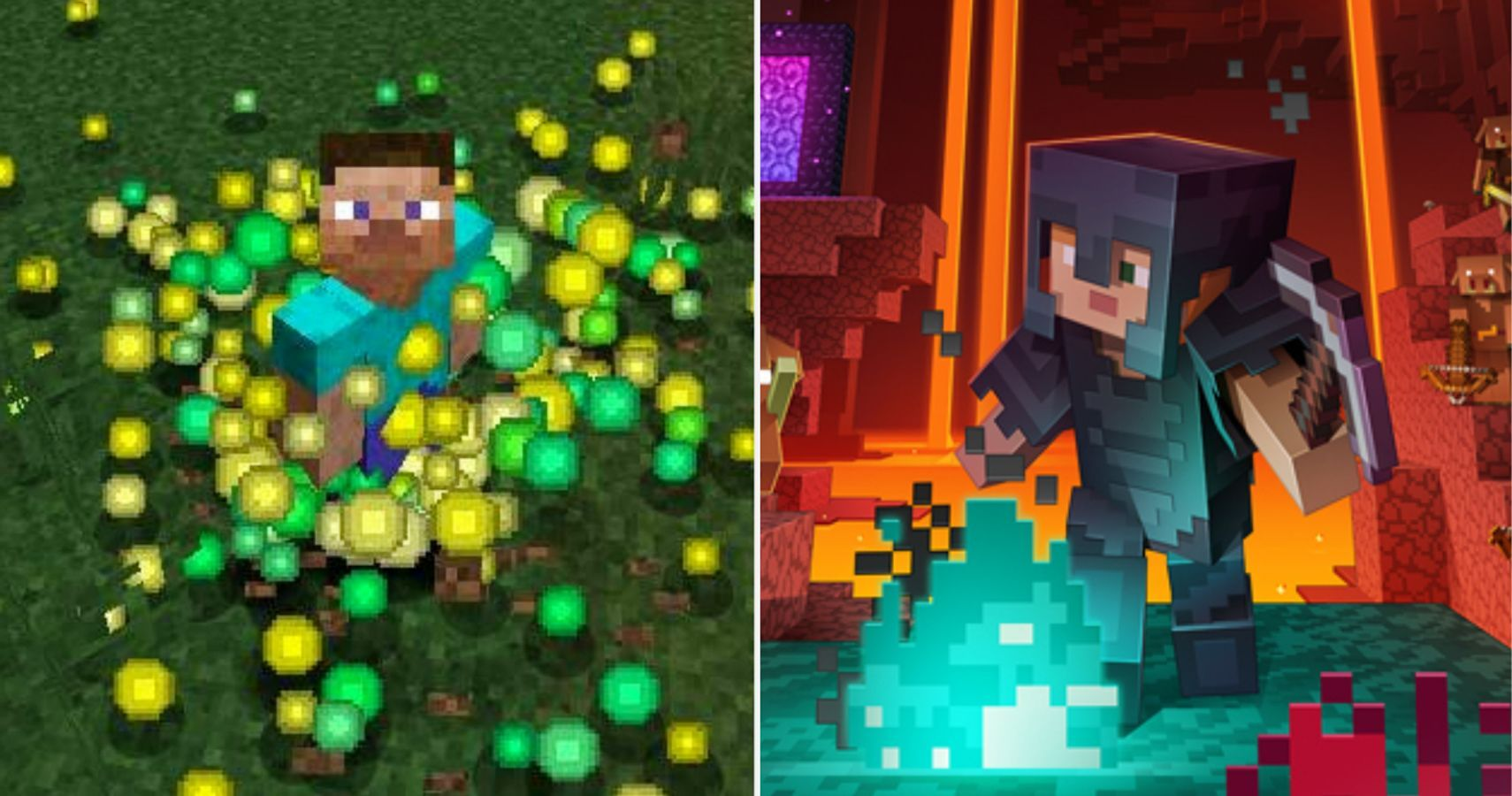 Minecraft: Fastest Way To Level Up (& 12 Other Easy Ways)