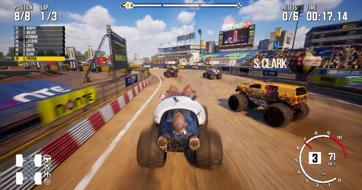 Monster Truck Championship Preview Thegamer